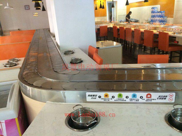 4米回转火锅设备价格图