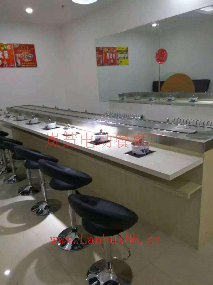昆山市旋转小火锅设备图(www.lanhui88.net)