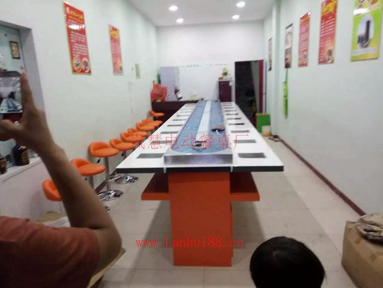 旋转火锅台厂工厂直销价格(www.lanhui88.net)