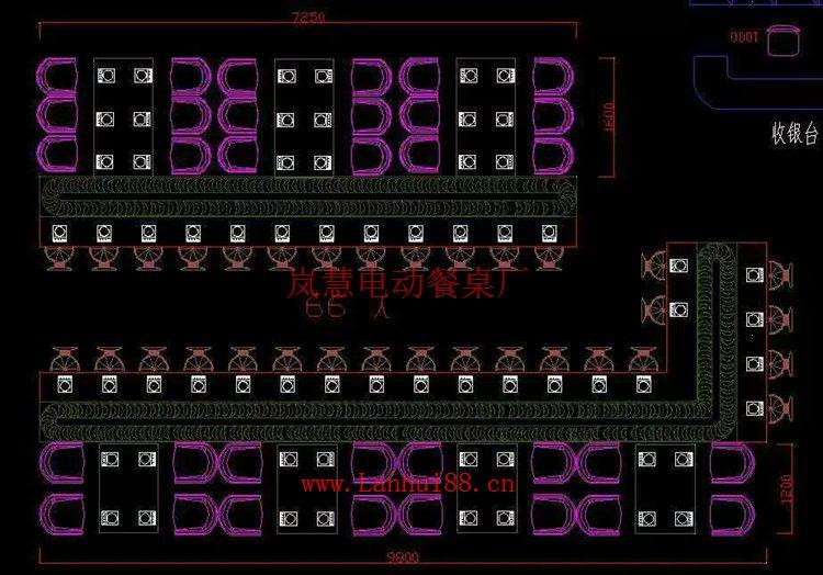 回转火锅传送带多少钱(www.lanhui88.net)