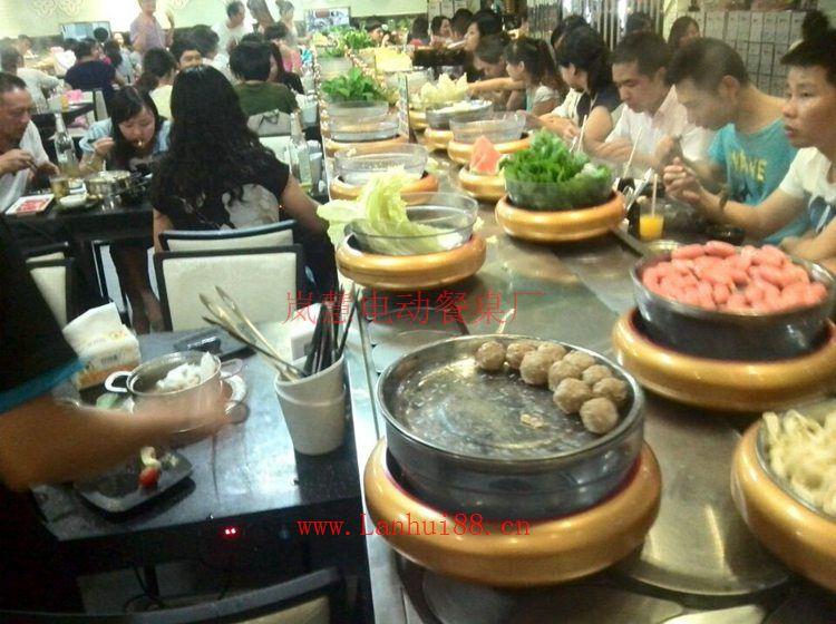 专业生产回转火锅设备(www.lanhui88.net)