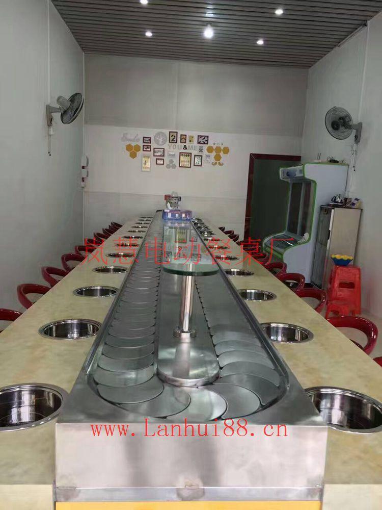 回转火锅需要多大面积(www.lanhui88.net)