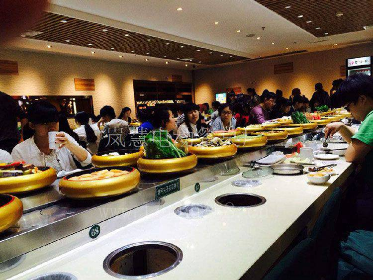 旋转寿司台多少钱设备厂家