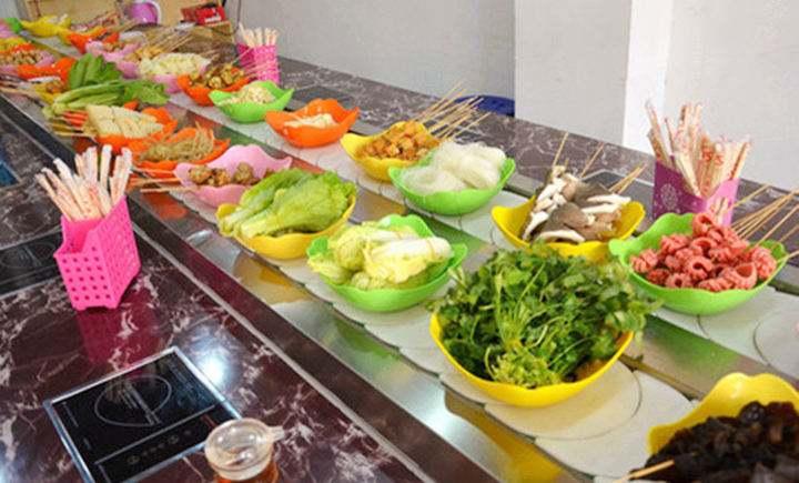 健康吃旋转火锅,就需要知道什么锅底适合什么体质的人吃