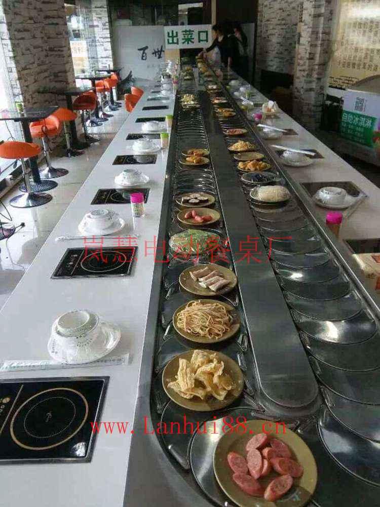 盘点吃旋转火锅中受欢迎的几种食材,必点!