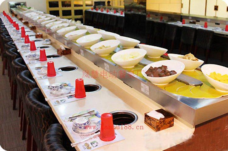 怎么样吃旋转小火锅才是健康的?